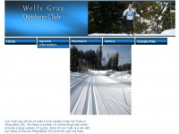 Wells Gray Outdoors Club