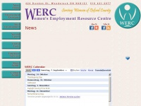 WERC - Womens Employment Resource Centre - Home