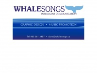 whalesongs.ca