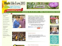 Wholelifeexpo.ca - Whole Life Expo 2013 | natural health, alternative medicine, and eco-friendly lifestyles