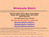 Wholesalewatch.ca