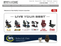 pridemobility.com