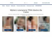 Tena.pl - Pieluchomajtki dla doroslych - Nietrzymanie moczu - TENA