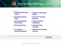 anchorageyellowpages.us Thumbnail