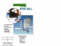Bonemill.com - Tracer Designs Inc - Bone Mill.com