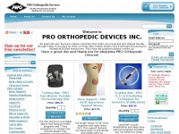 proorthopedic.com