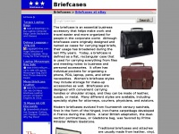 briefcases.us Thumbnail