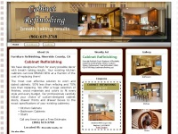 cabinetrefinishing.us Thumbnail