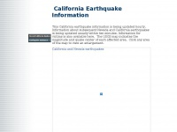 california-earthquake.us Thumbnail