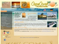 capecoral-vacationhomes.us Thumbnail