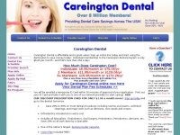 careingtondentalplans.us Thumbnail