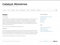 catalystministries.us Thumbnail