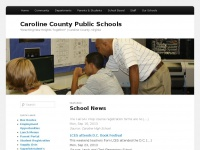 "Caroline County Public Schools | ""Reaching New Heights Together"" 