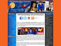 usabartendingschool.com
