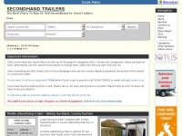 secondhand-trailers.co.uk Thumbnail