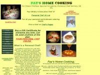 Personal Chef UK Fays Home Cooking Service