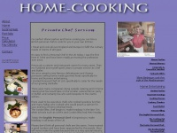 Home-cooking.co.uk - The English Personal Chef