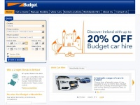Budget Car Hire Cork Airport Review