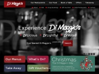 Dimaggios.co.uk