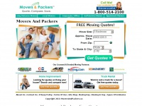 Movers and Packers - Get Free Moving Quotes!