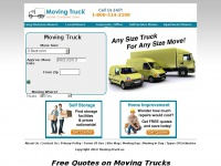 Moving Truck - Your Number One Source for Moving Quotes