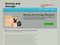 Maryland Movers Complete Moving Services Company in Maryland MD