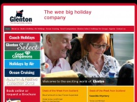 Glentonholidays.co.uk - Glenton Holidays | The wee big holiday company