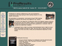Proresults.us