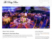 Thepartyplace.us
