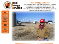 Totalenergyservices.us