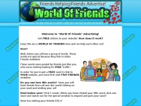 World-of-friends.us