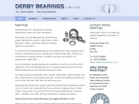 derbybearings.co.uk