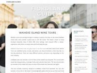 fiordlandguides.co.nz Thumbnail