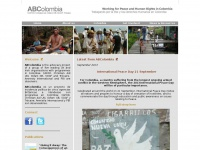 Abcolombia.org.uk
