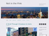 notinthepink.com