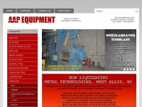 Aapfoundryequipment.com
