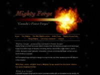 mightyforge.com