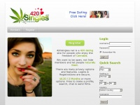 420 Singles | Cannabis Friendly Dating