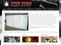 5starbaseball.net