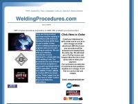 weldingprocedures.com