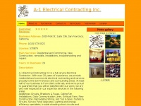 a-1electrical.net