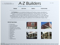A-zbuilders.net