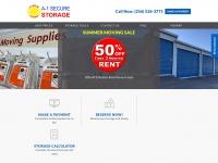 A1securestorage.net
