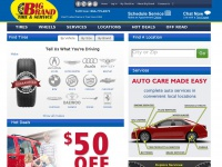 Big Brand Tire & Service | Buy Tires Online, Car Service & Oil Change