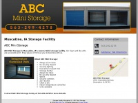 Abcministorage.net
