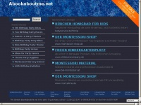 Abookaboutme.net