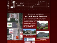 Accentmusiclessons.net