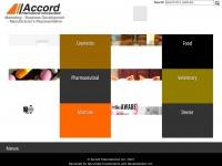 Accord-international.net