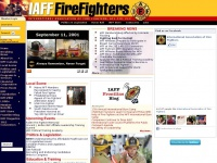 iaff.org Thumbnail