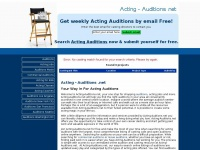 acting-auditions.net Thumbnail